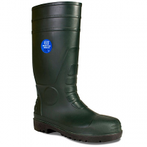 Steel Toe Wellington Boots