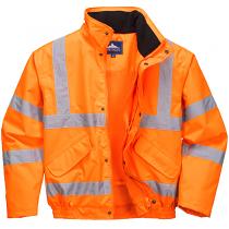 Storm Proof Orange Jacket