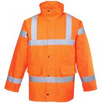 Hi-Vis Orange Jacket