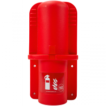 2kg fire extinguisher box
