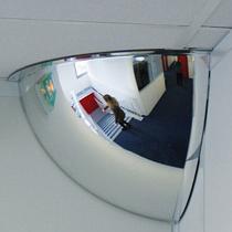Corner Hemispheric Mirror