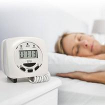 Vibrating Pillow Fire Alarm