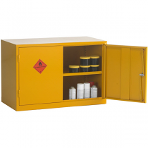 Double Door Flammable Cabinet