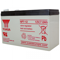Yuasa NP7-12 Sealed Lead Acid Battery
