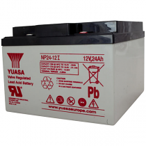 Yuasa NP24-12 Sealed Lead Acid Battery
