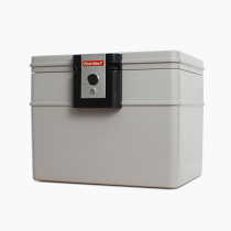 Honeywell 2040FE fire and water media chest