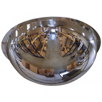 Ceiling Mount Industrial Mirror