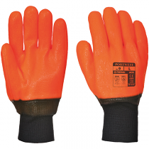 Weatherproof Hi-Vis Gloves