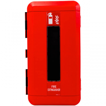 Wall Mounted Single Fire Extinguisher Cabinet