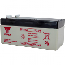 Yuasa NP3.2-12 Sealed Lead Acid Battery