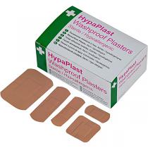 Hypoallergenic Plasters Box of 100