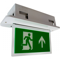 Emergency Recessed 8w 240V Low Energy Maintained Light