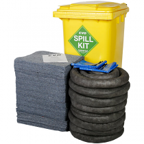 240 Litre Wheeled Spill Kit
