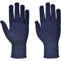 Navy Thermal Gloves
