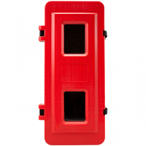 Single fire extinguisher box