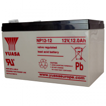 Yuasa NP12-12 Sealed Lead Acid Battery