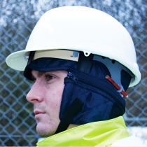 Safety Helmet Comforter Cold Weather