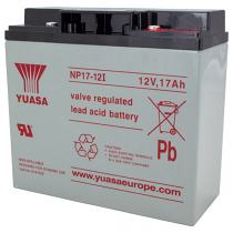 Yuasa NP17-12 Sealed Lead Acid Battery