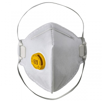 FFP3 Valved Mask - Folds Flat