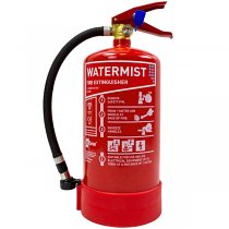 3 litre Water Mist Fire Extinguisher