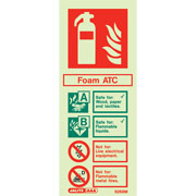Foam ATC Extinguisher 6268